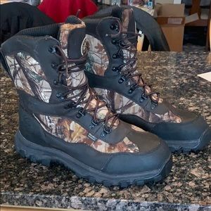 Men's Irish Setter 600 Gram Hunting Boots